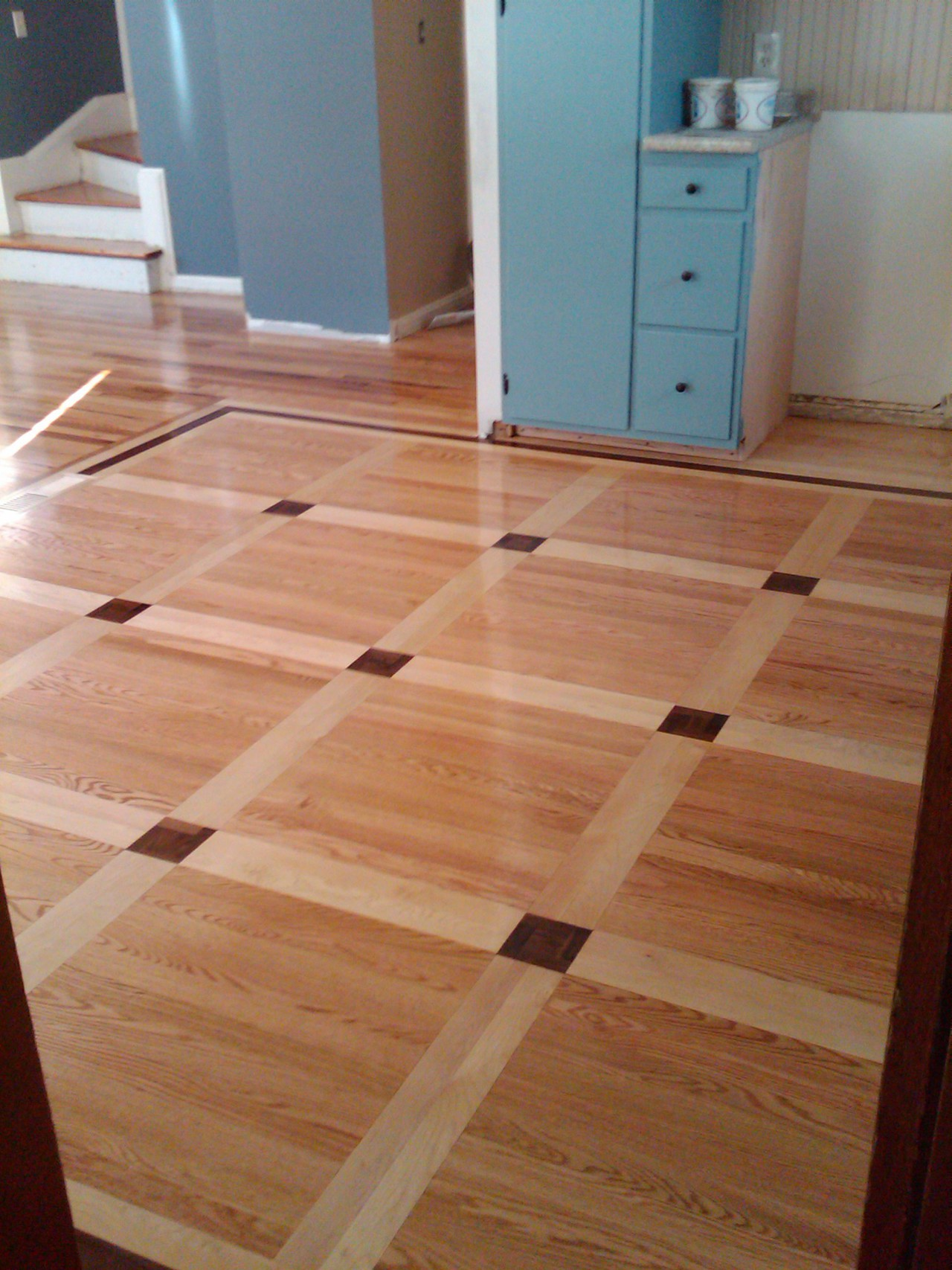 Jt s floor refinishing offers hardwood flooring services for Hardwood flooring service