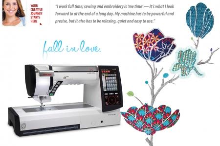 jerome sewing machine