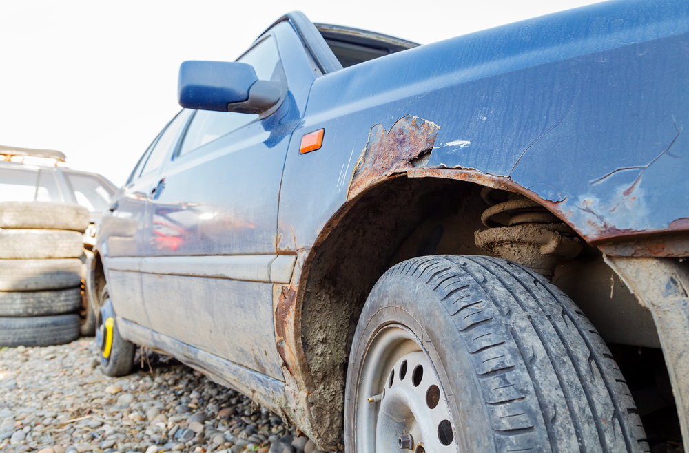 How Much Do You Get For Selling Your Junk Car