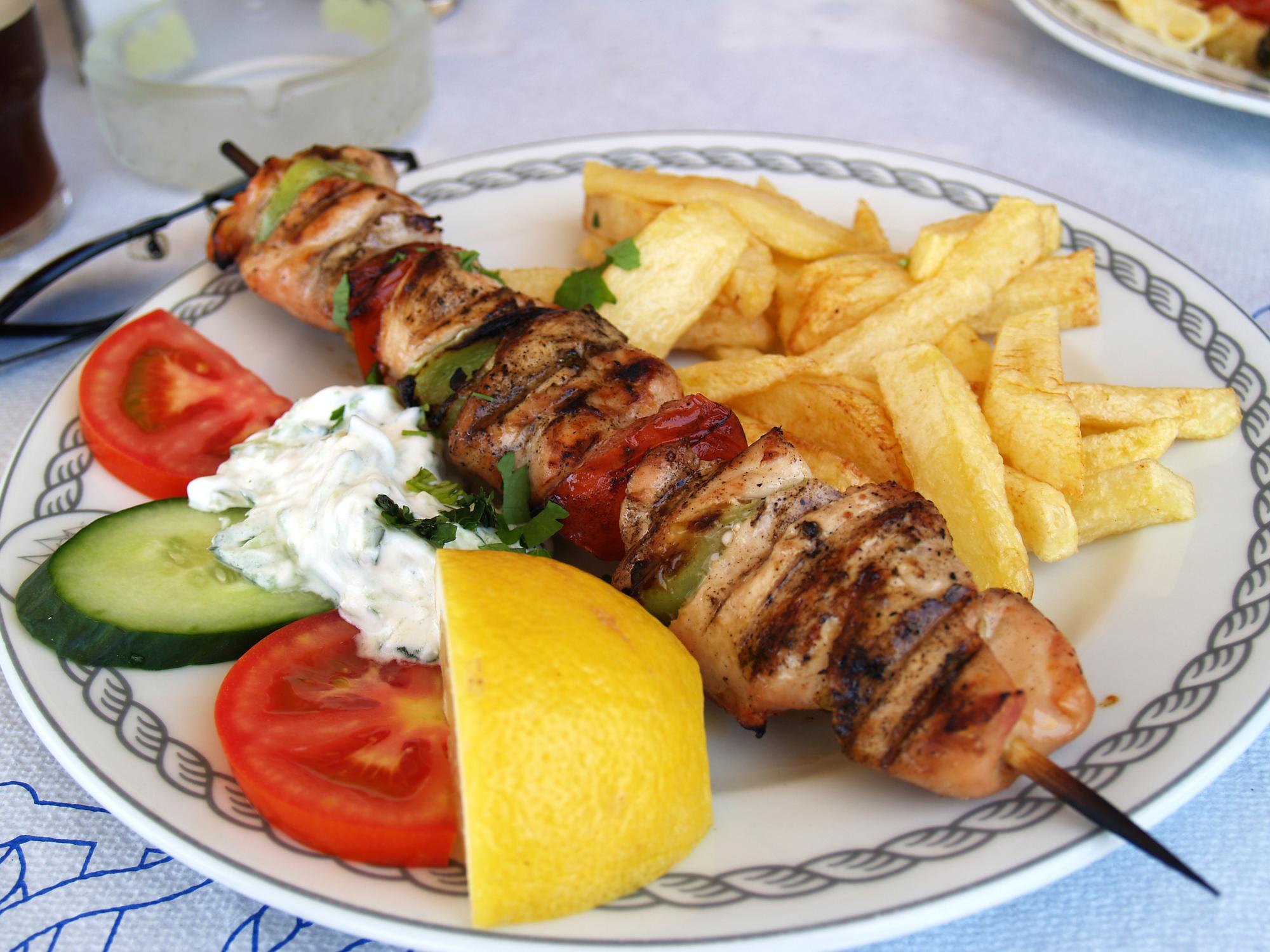 mediteranean food