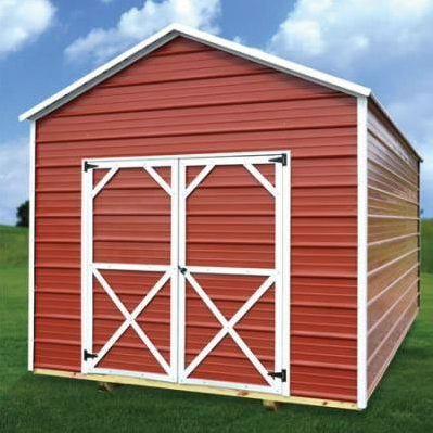Reasons A Metal Storage Shed Is A Better Choice Than A Wood Shed