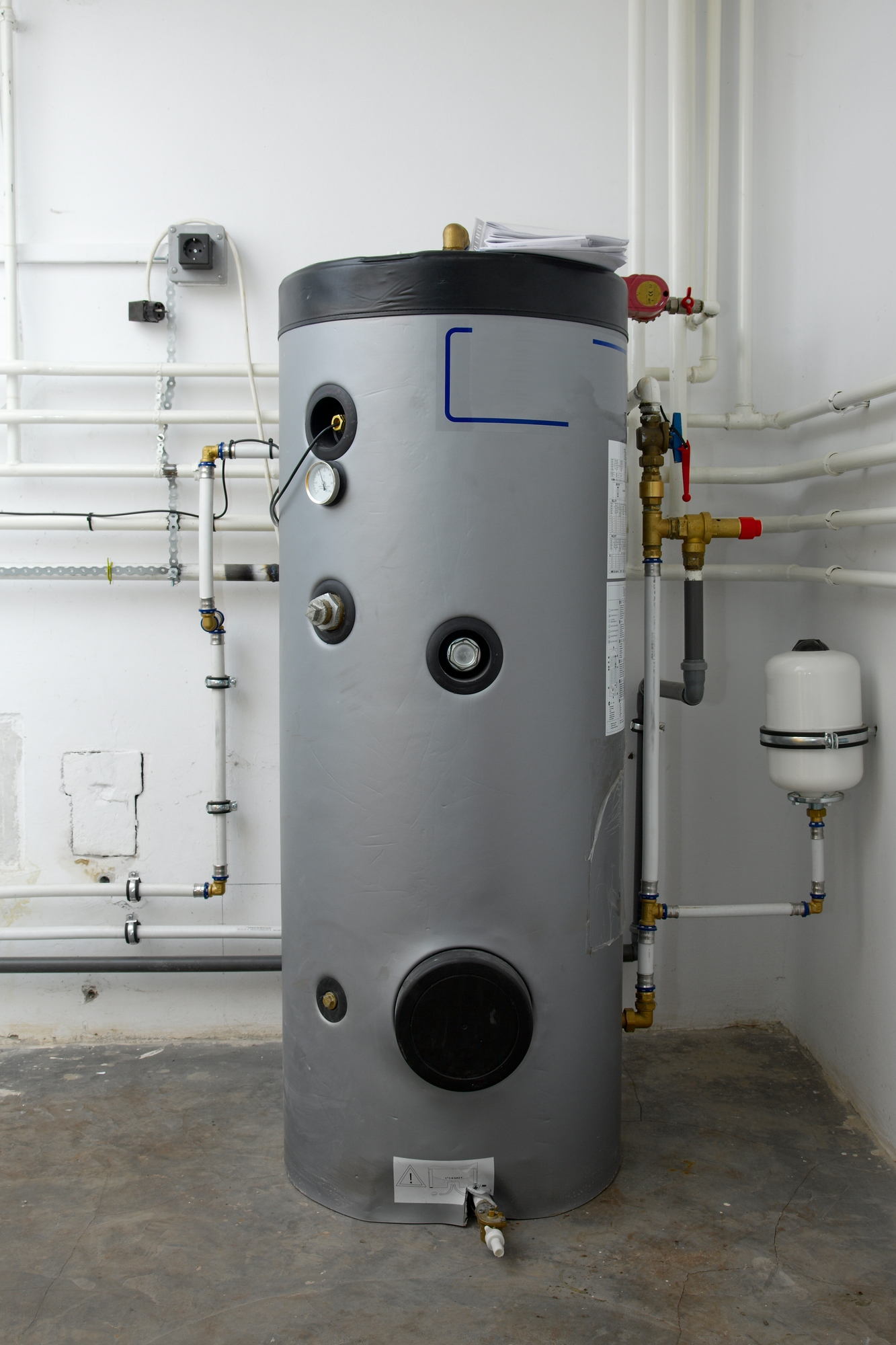 3 winter weather steps for your home s oil heating system for Electric heating system for house