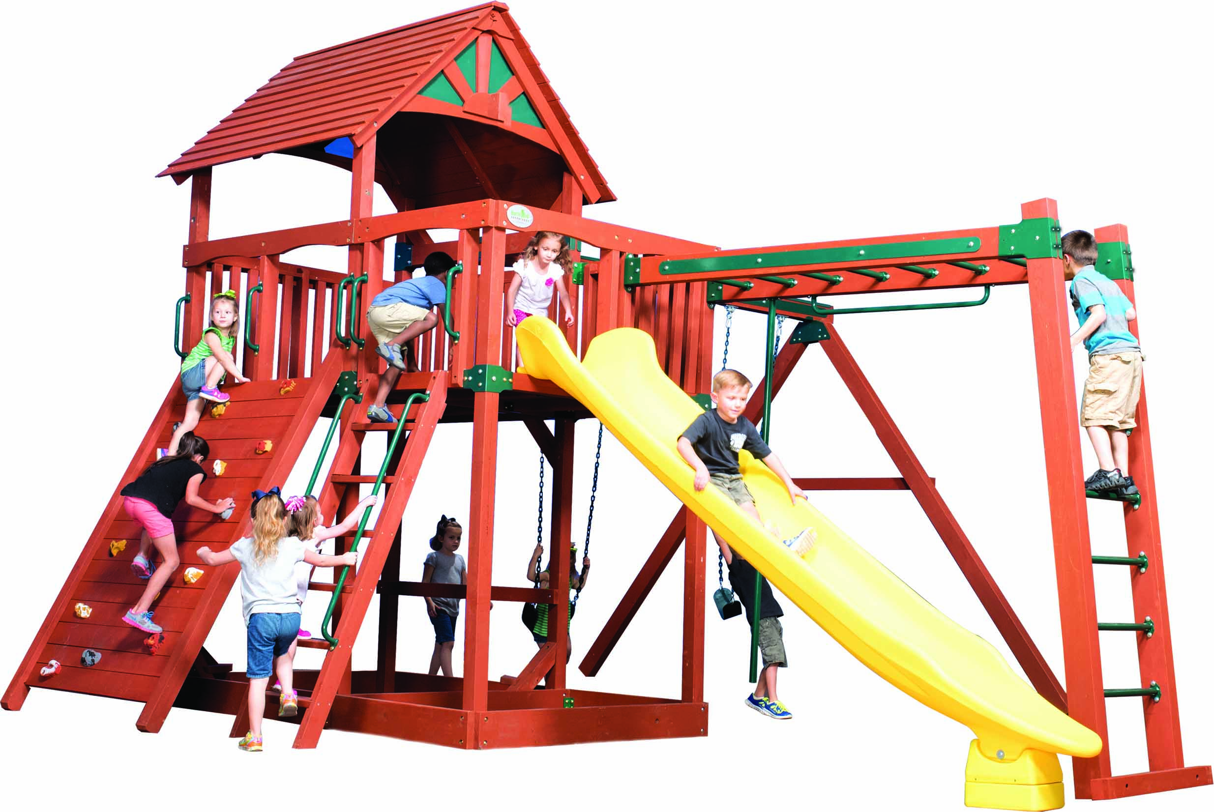 outdoor wooden design iii play cedar set playscapes costco playset of kits landing ideas swing playground playsets kids gorilla swingset for outdoors sets wayfair outing swingsets dazzling