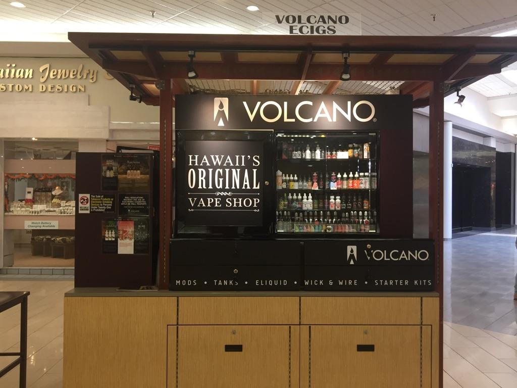 ... tanks, mods, e-juices and starter kits—with one visit you'll know  exactly why VOLCANO eCigs has been rated the #1 Smokeless Shop of Hawaii in  the ...