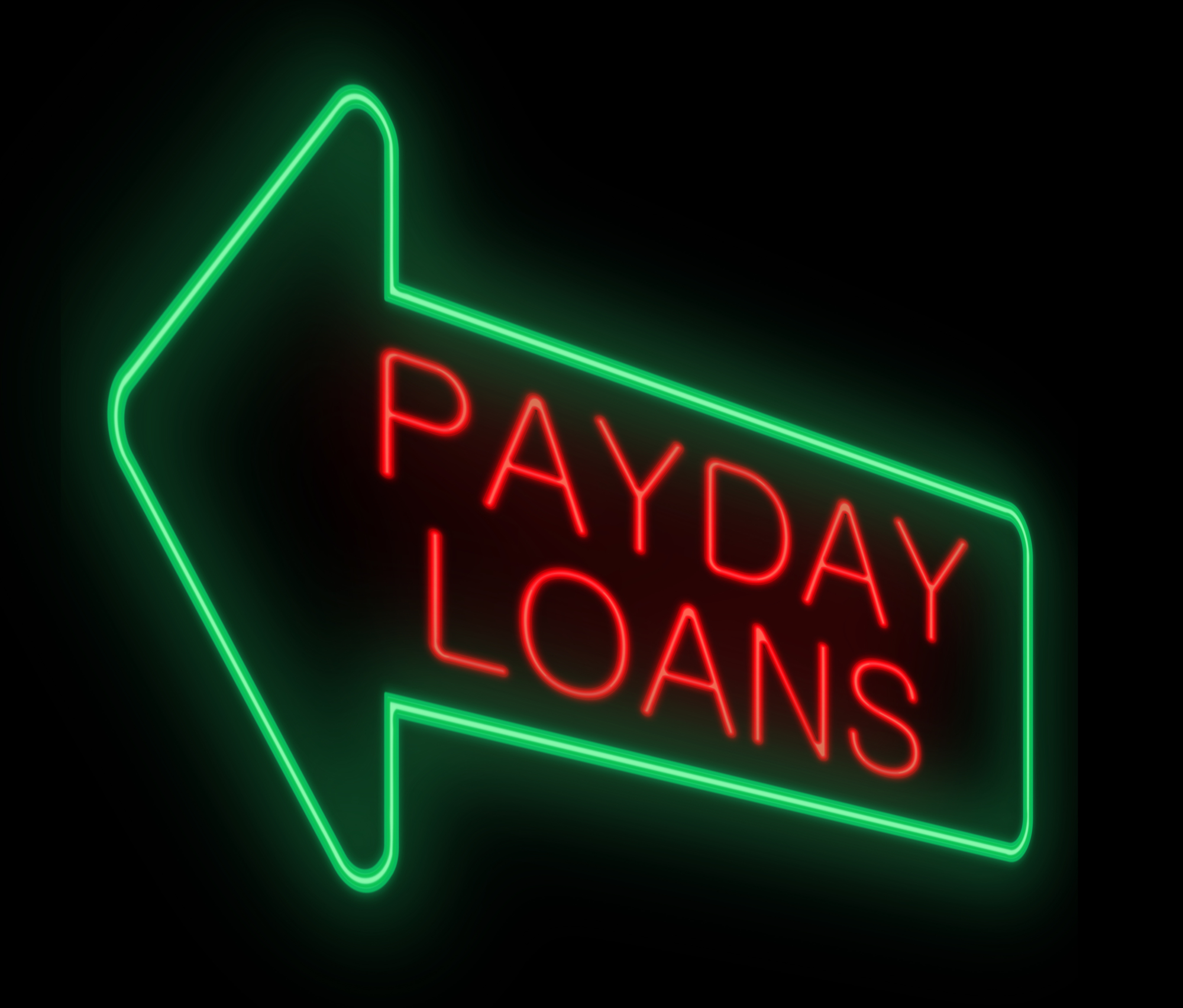 Desperate for a payday loan image 1