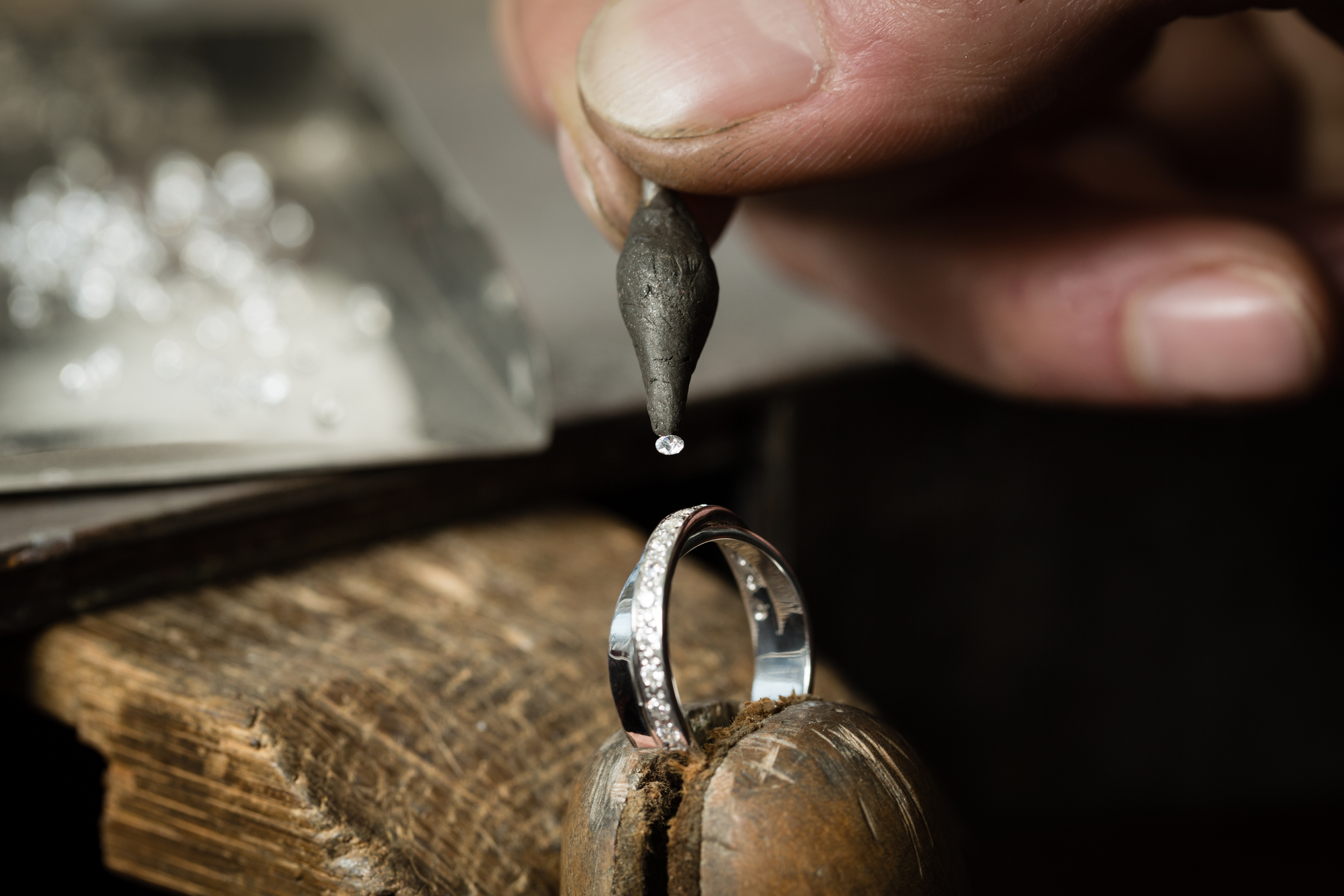 How To Clean Your Engagement Or Wedding Ring The Right Way