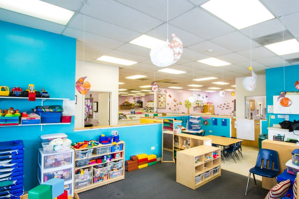 Classroom Design In Early Childhood ~ Kid friendly classrooms support early childhood learning