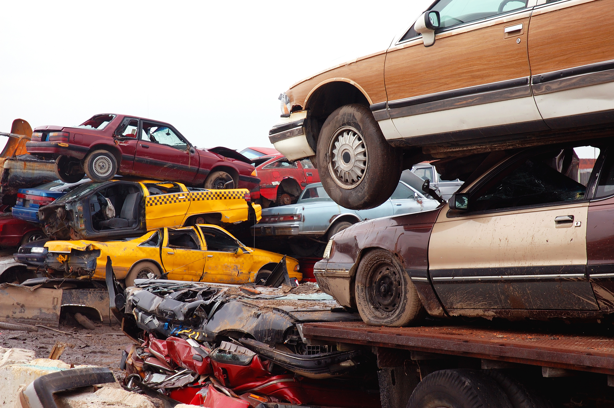 5 Reasons to Sell Your Junk Car for Cash - Stewart\'s Used Auto Parts ...