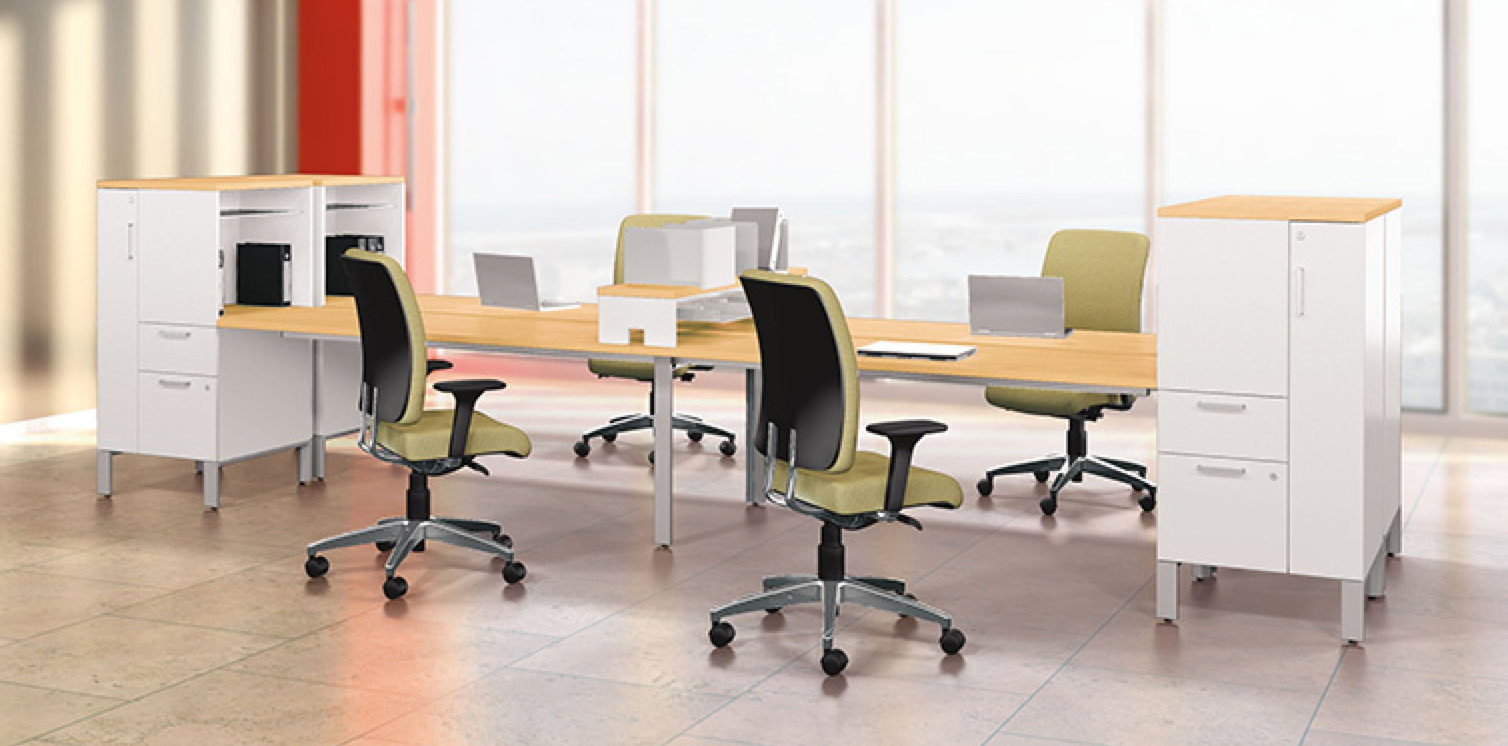 office furniture tips 3 incredible benefits of open plan offices