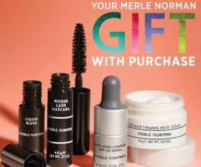 ced244e8ad6 Stop in and visit with the knowledgeable consultants at Merle Norman  Cosmetics! But remember, this offer is only available while supplies last!