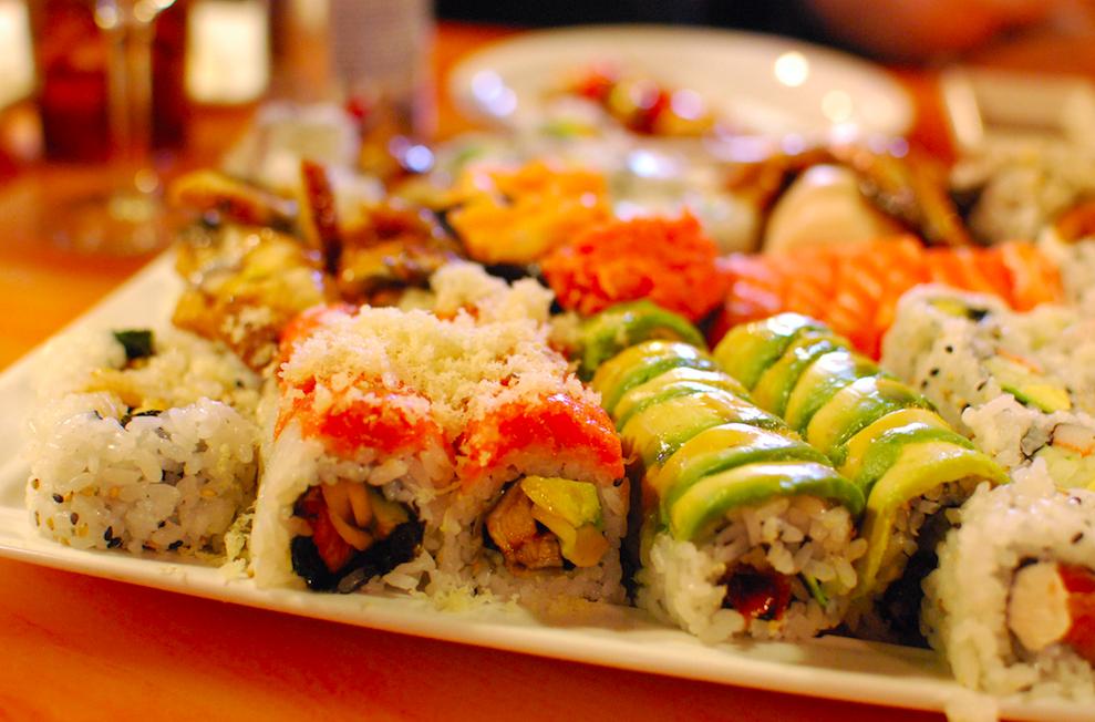 Best Sushi In Miami