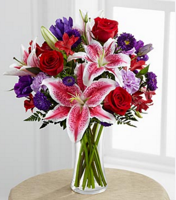 Congratulate a Graduate! Give the Perfect Gift of Fresh Flowers ...