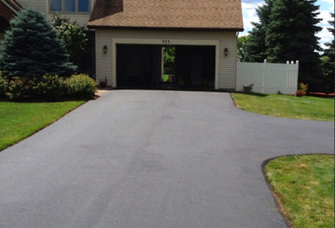 Asphalt or concrete find out which material is best for for Temperature to pour concrete driveway