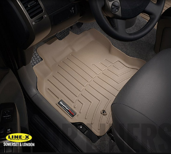 Truck Floor Mats Vs Liners What S The Difference Line X Of