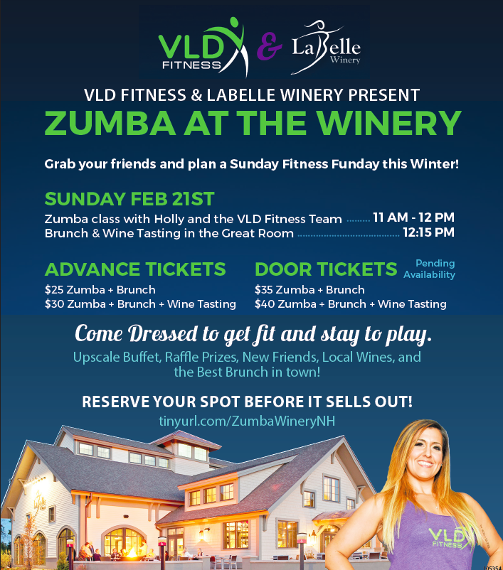 Best of nh zumba at the winery vld fitness manchester for Sideboard zumba