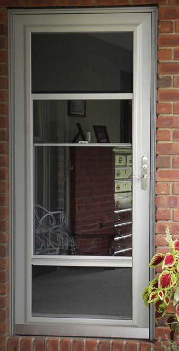 Check out our retractable storm door screens windows for Windows with built in retractable screens