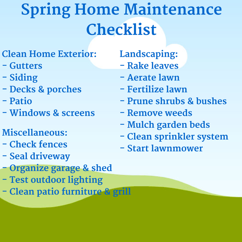 Tips For Springtime From The Experts At Hara Management