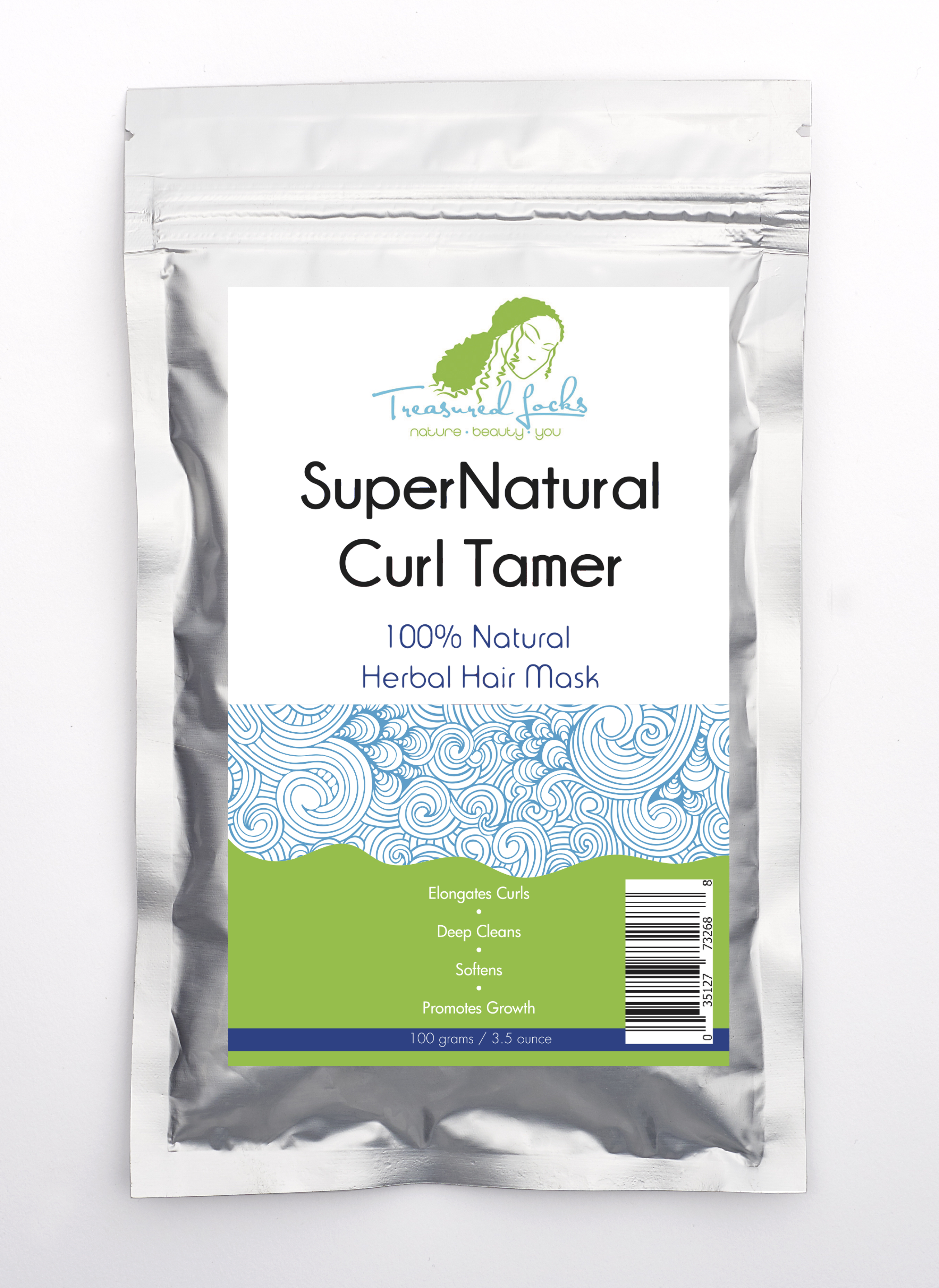 SuperNatural Curl Tamer
