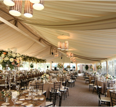 Pole tents are usually cheaper to rent and easier to install and remove than frame tents. There are also fewer parts to transport. & Tent Rental 101: Pole Tents Vs. Frame Tents - LT Rental Services ...