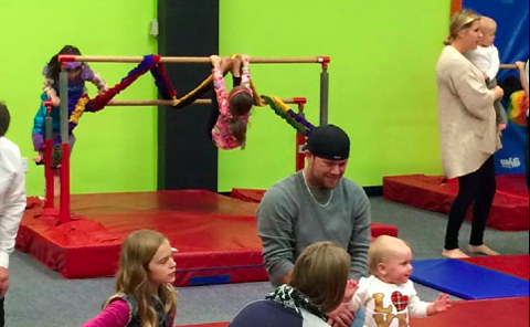 For 35 Years The Instructors At Little Gym Of Edina Have Been Providing A Wide Range Health And Fitness Activities Kids Between Ages Four