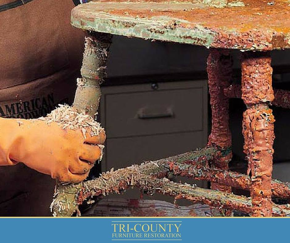 The Professionals At Tri County Furniture Restoration Will Help You  Determine The Best Method For Your