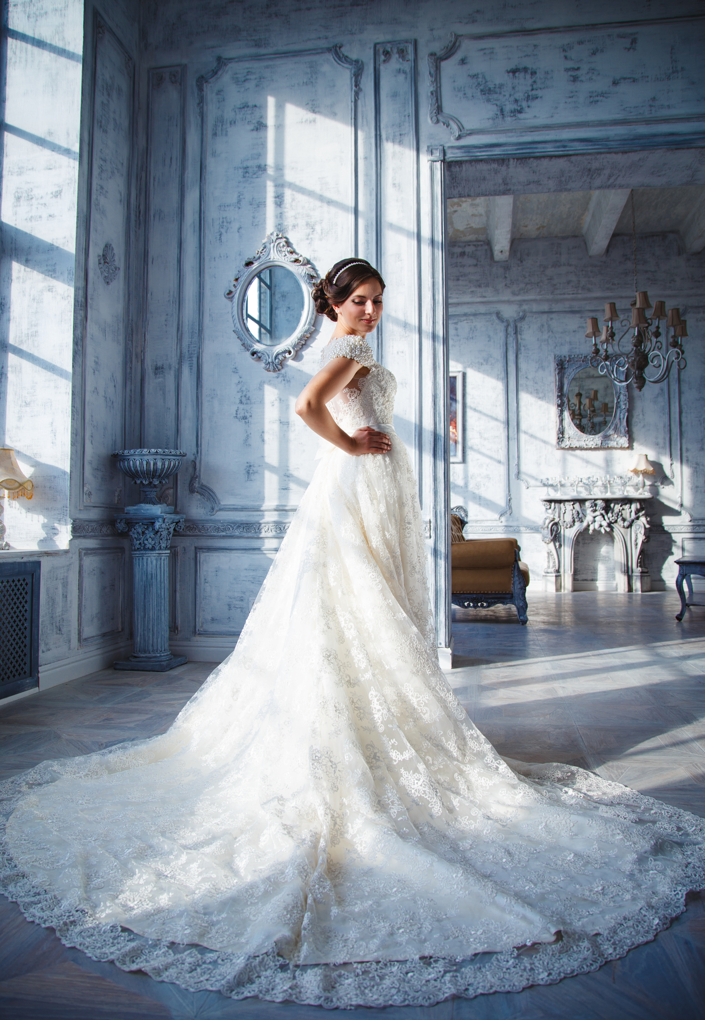 3 Wedding Dress Alteration Tips From the Experts - Chic Sport Tailor ...