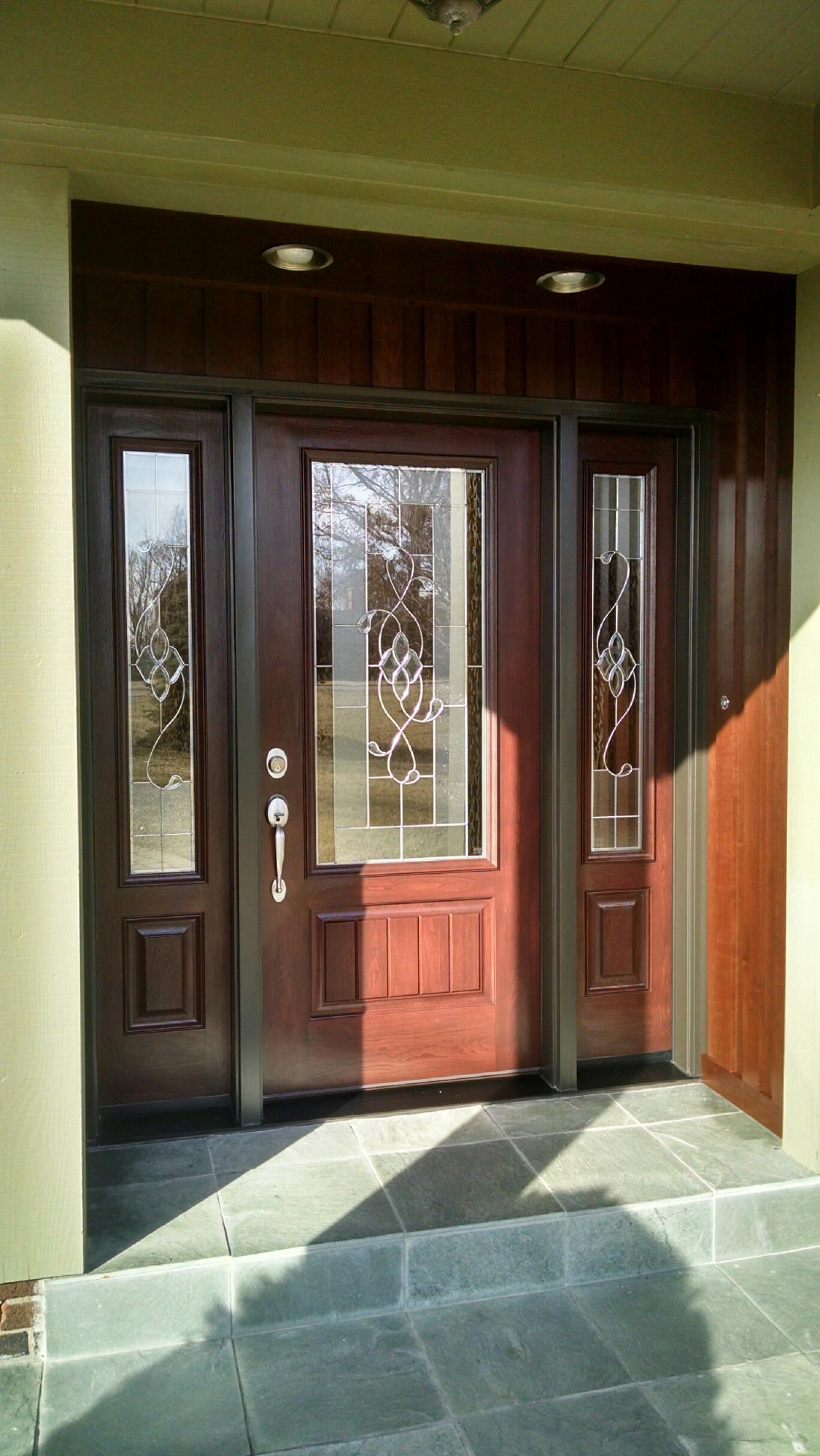 Front Door Friday For JFK Window And Door Customer In Villa ...