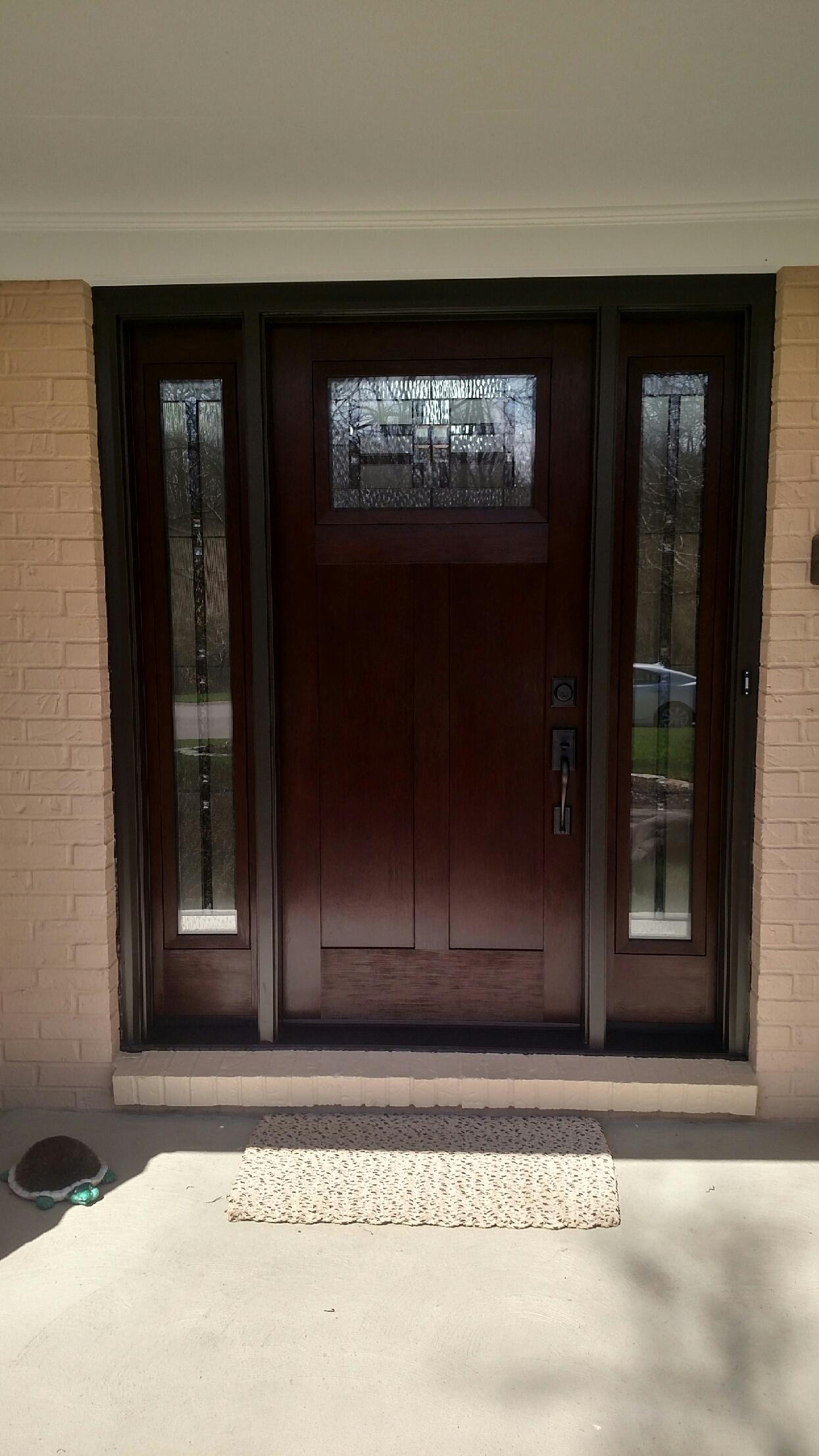 Sharonville S Front Door Friday Post By Jfk Window And