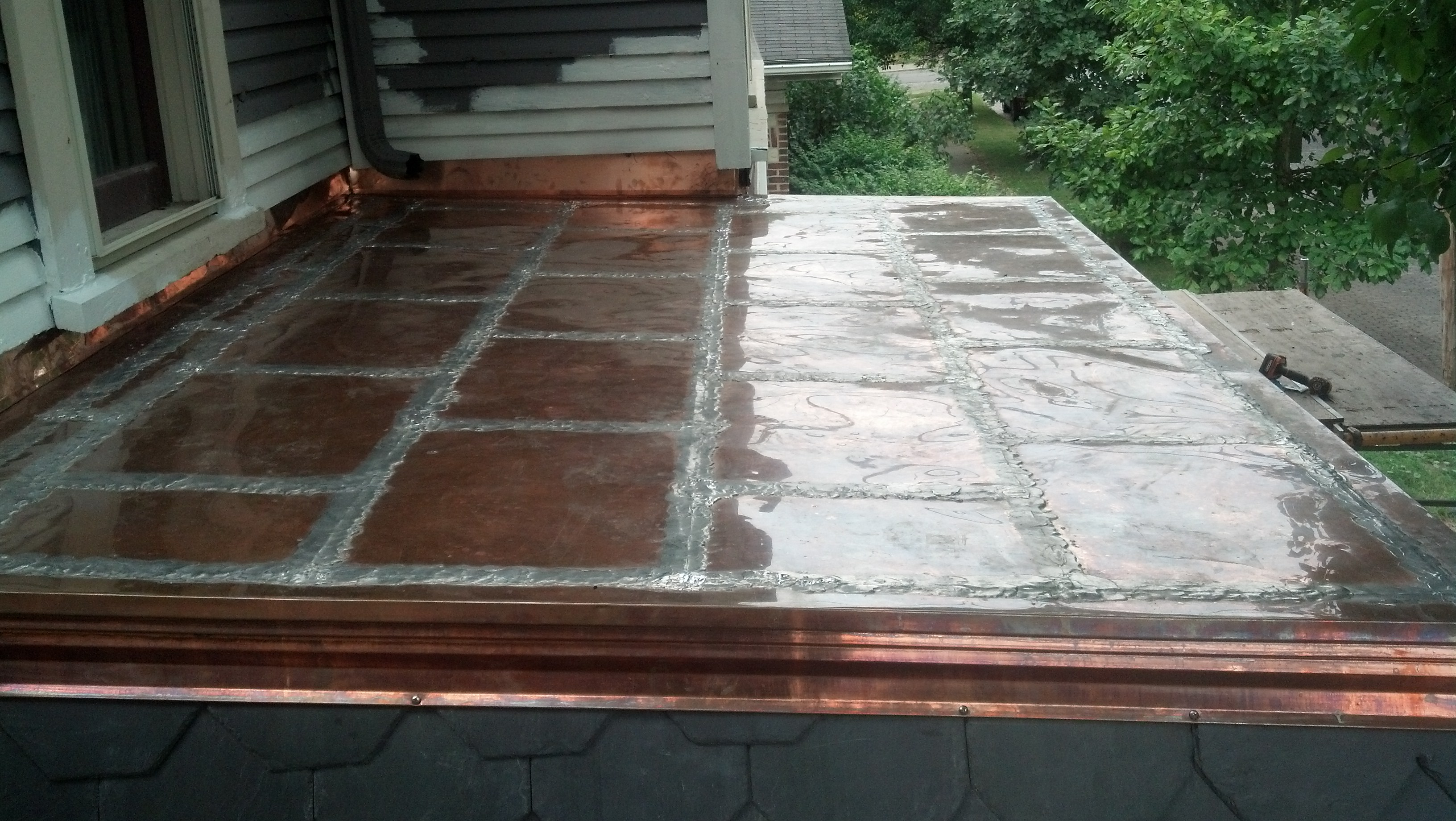 Slate And Metal Restoration Legacy Restoration