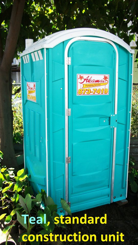 Akamai pumping service 39 s portable toilet guide for your for Porta johns for rent