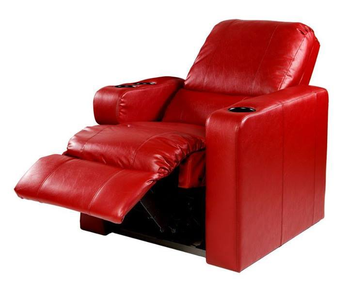 Plush Reclining Chairs