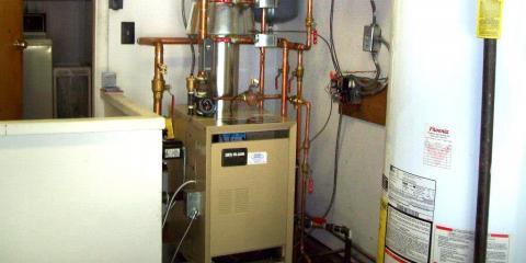 plumbing and heating