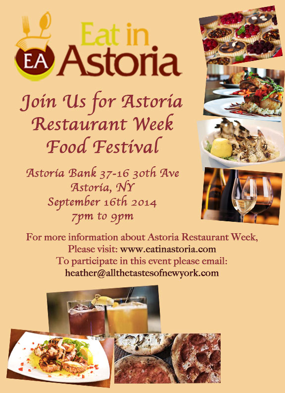 Sle invitation letter for food festival my blog about may2018 sle invitation letter for food festival by join all the tastes of new york at astoria stopboris Choice Image