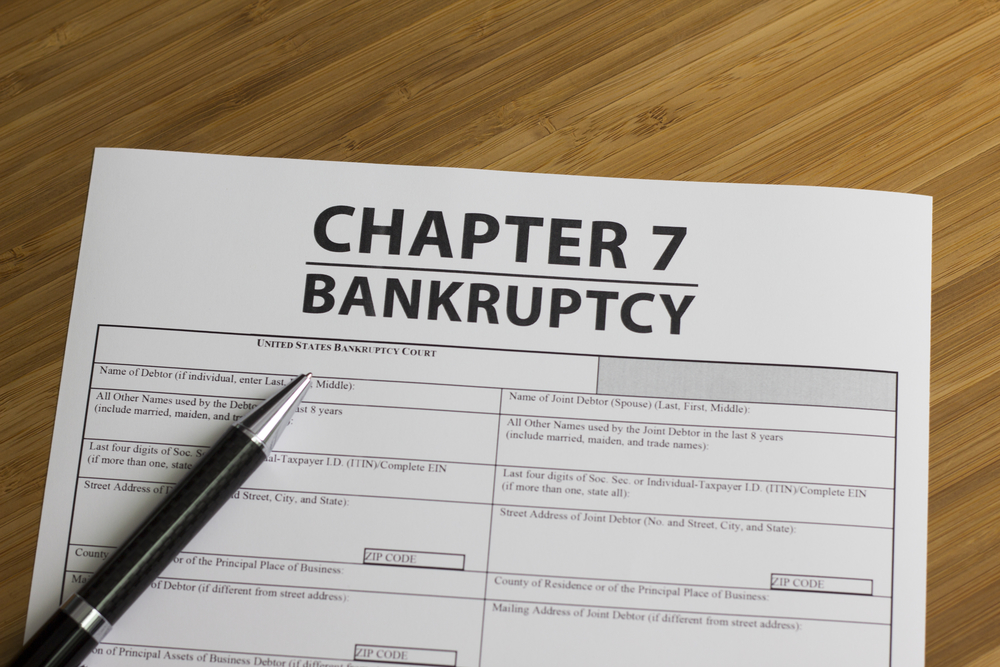 bankruptcy chapter 7 faq