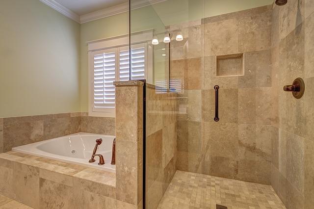 Unframed Glass Showers: ...