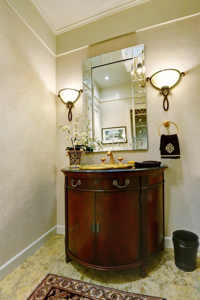 Want To Update Your Bathroom Create A Bathroom Vanity Barton S Townville Nearsay