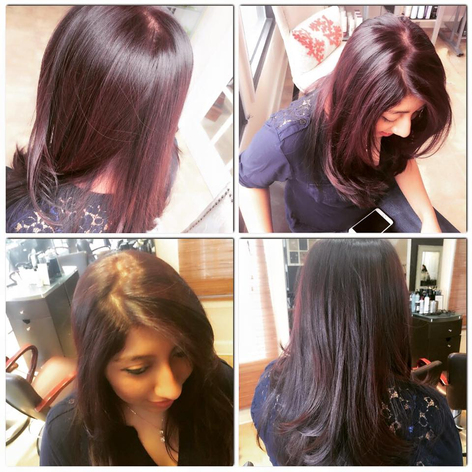 Bellizima Blow Out Bar And Salon In Bernardsville Nj