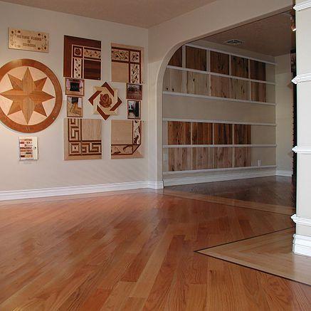... Hardwood Floor Installation
