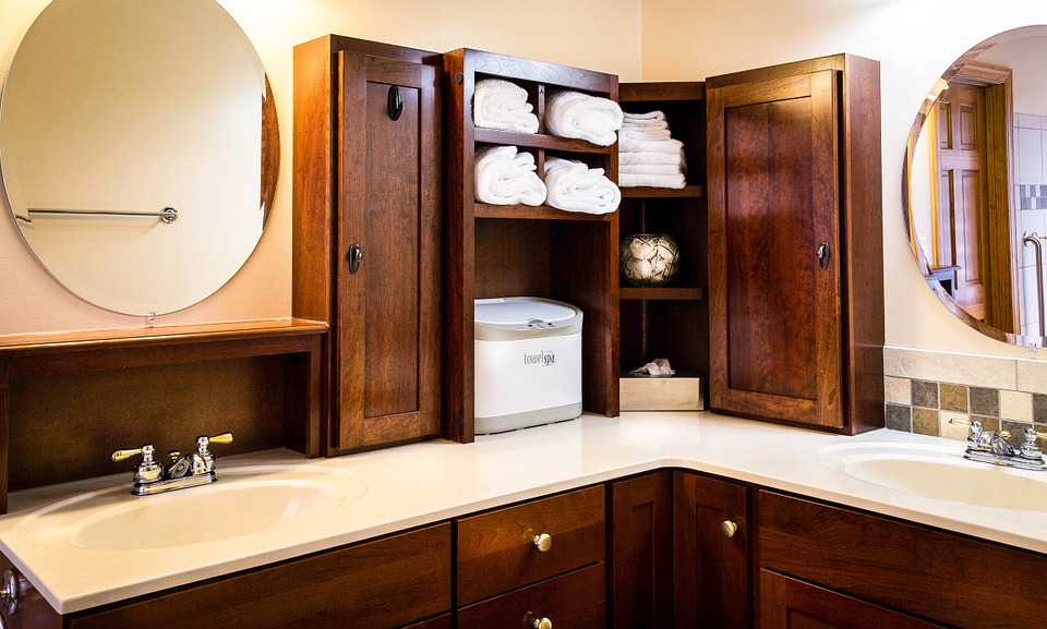 How Cabinet Refinishing Will Save You Time Money On Your - Bathroom remodel la crosse wi