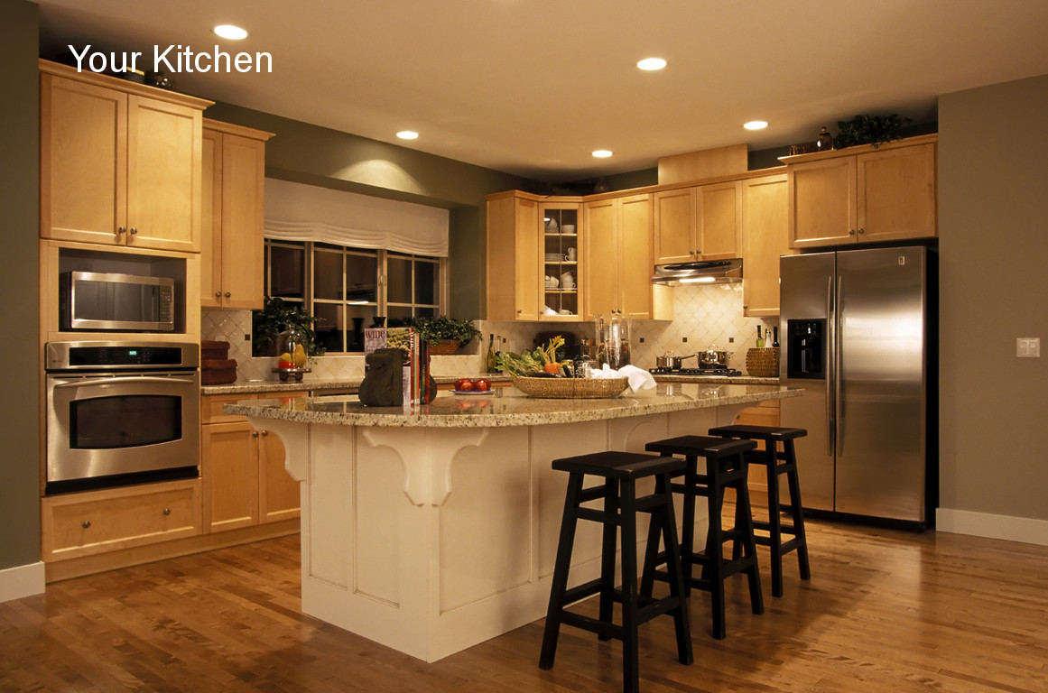 kitchen remodeling custom cabinets available through your home center sears kitchen remodel image