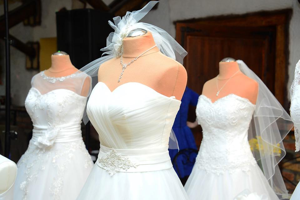 Plan Wedding Dress Preservation Before Saying \