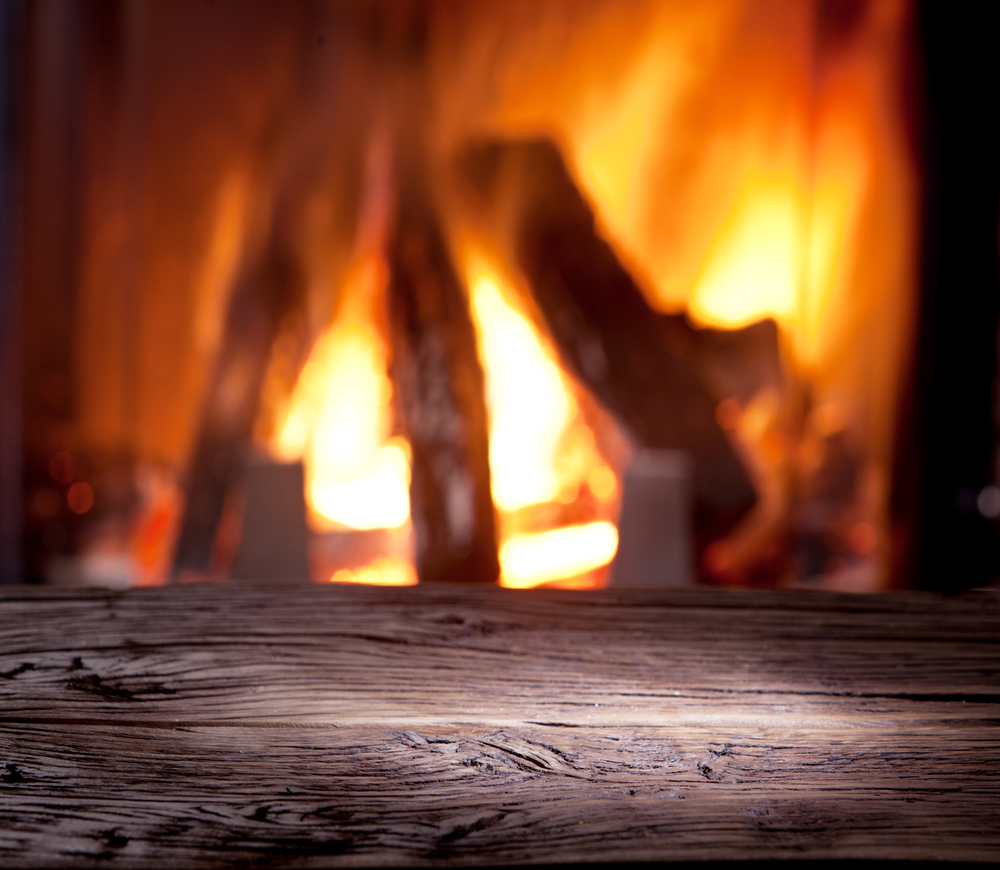 Get a Fireplace & Chimney Cleaning So Santa Can Deliver