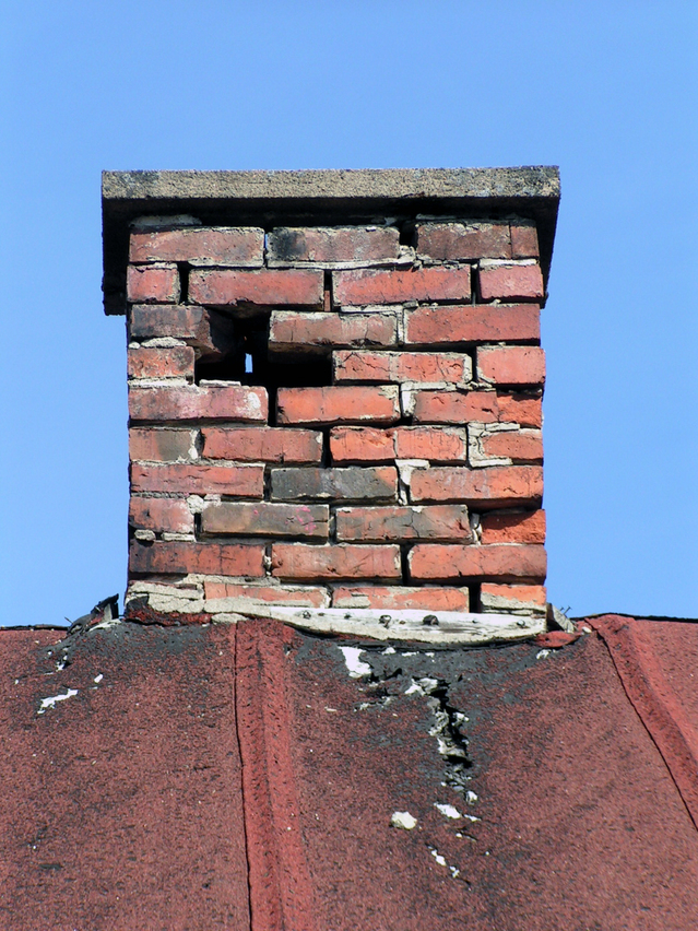 Cement Chimney Repair : Tips for protecting your chimney in winter independence