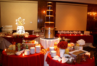 Seattle S Best Dj Service Provides Decadent Chocolate Fountains September 18 2017