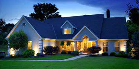 add style to your home with gaslight landscape lighting from