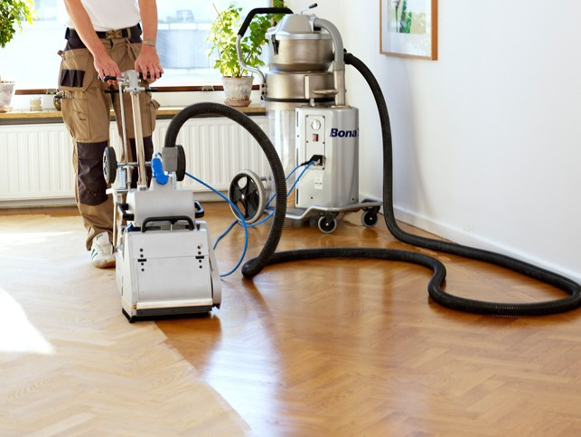 Diy floor refinishing vs hiring a professional flooring for How much does it cost to rent a floor sander