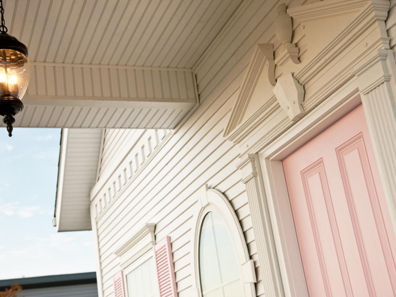 Adding Exterior Trim, Mouldings And Columns To Your Home Can Make A ...