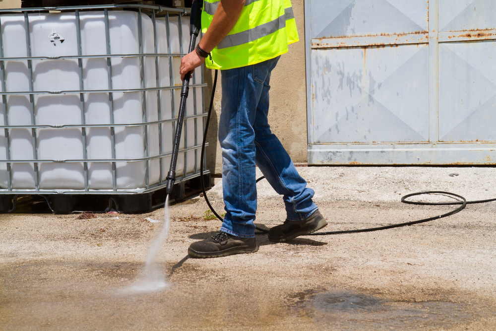 How To Care For Your Concrete Slab Childers