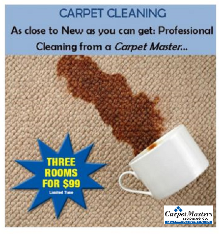 Get Carpet Cleaning In 3 Rooms Amp 1 Hallway For Just 99