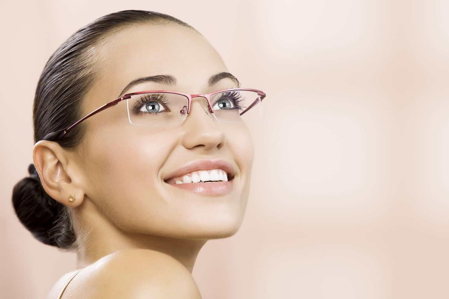 how to get rid of glasses marks under eyes